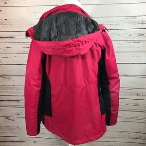 Free Country Jackets & Coats - Free Country Raspberry Winter Coat Size Large
